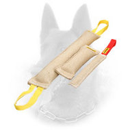 Jute Belgian Malinois Bite Tugs Set - Great Offer
