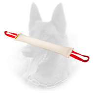 Super Size Fire Hose Belgian Malinois Bite Tug with 2 Handles