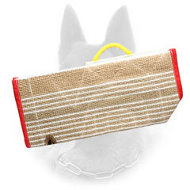Safe and Reliable Jute Cover for Belgian Malinois Bite Sleeves