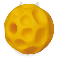 Treat Dispensing with Belgian Malinois Tetraflex Ball for Large Dogs