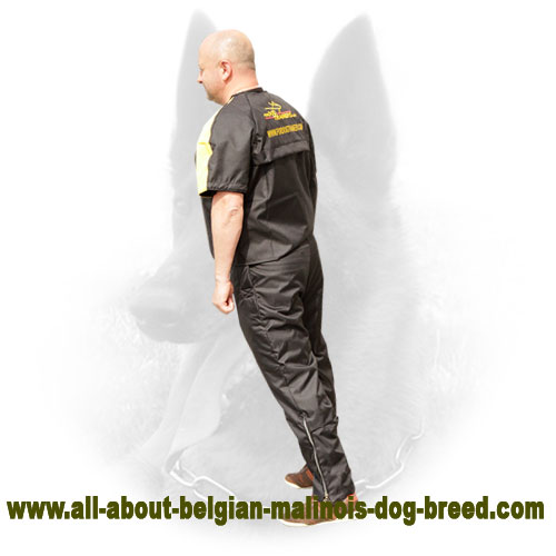 Nylon Belgian Malinois Protection Scratch Pants and Jacket