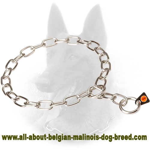 Longevous Belgian Malinois Fur Saver of Stainless Steel - 51541 (55) 1/9 inch (3mm)
