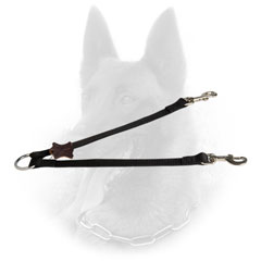 Reliable Belgian Malinois Coupler of Nylon for Walking