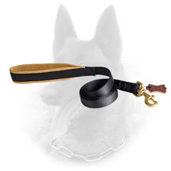 Awesome Belgian Malinois Leash for Rainy Weather